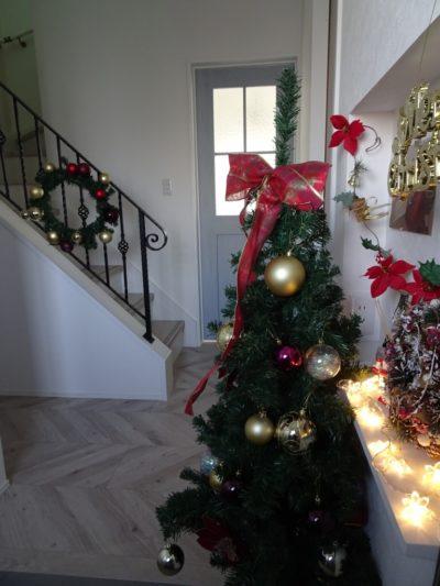 ダイソーのクリスマス