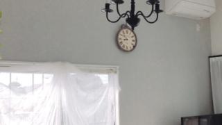 格子窓をDIY