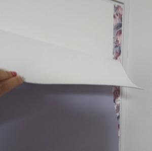 剥がせる壁紙