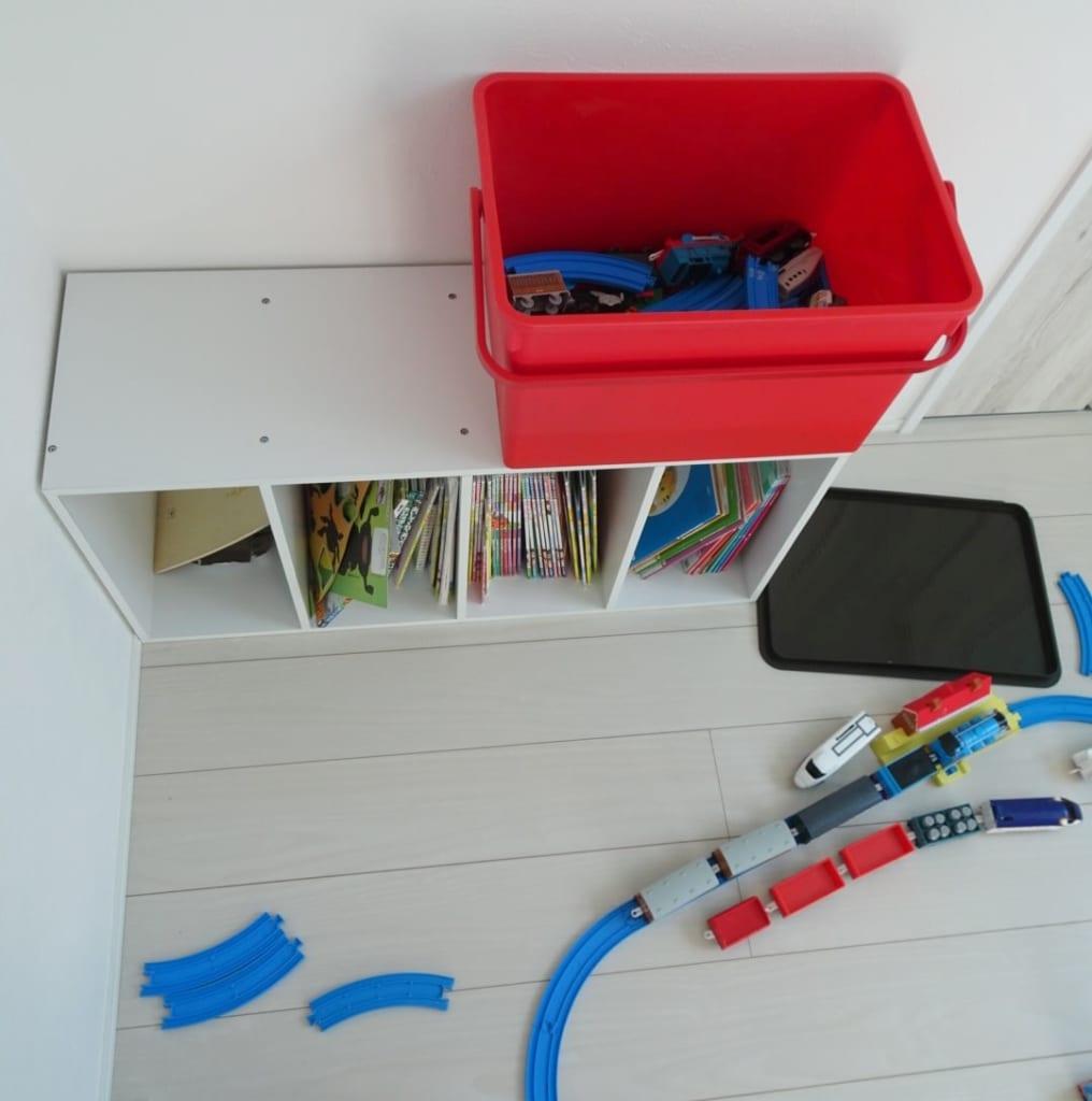 2つめのおもちゃ部屋
