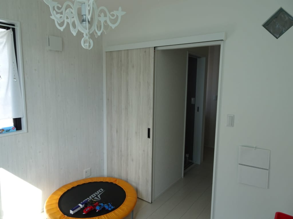 2階のおもちゃ部屋